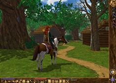 Eternal Lands (EL) is a free, multiplayer, online role-playing game (MMORPG) created by Radu Privantu in 2002.