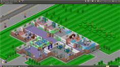 theme hospital online spielen